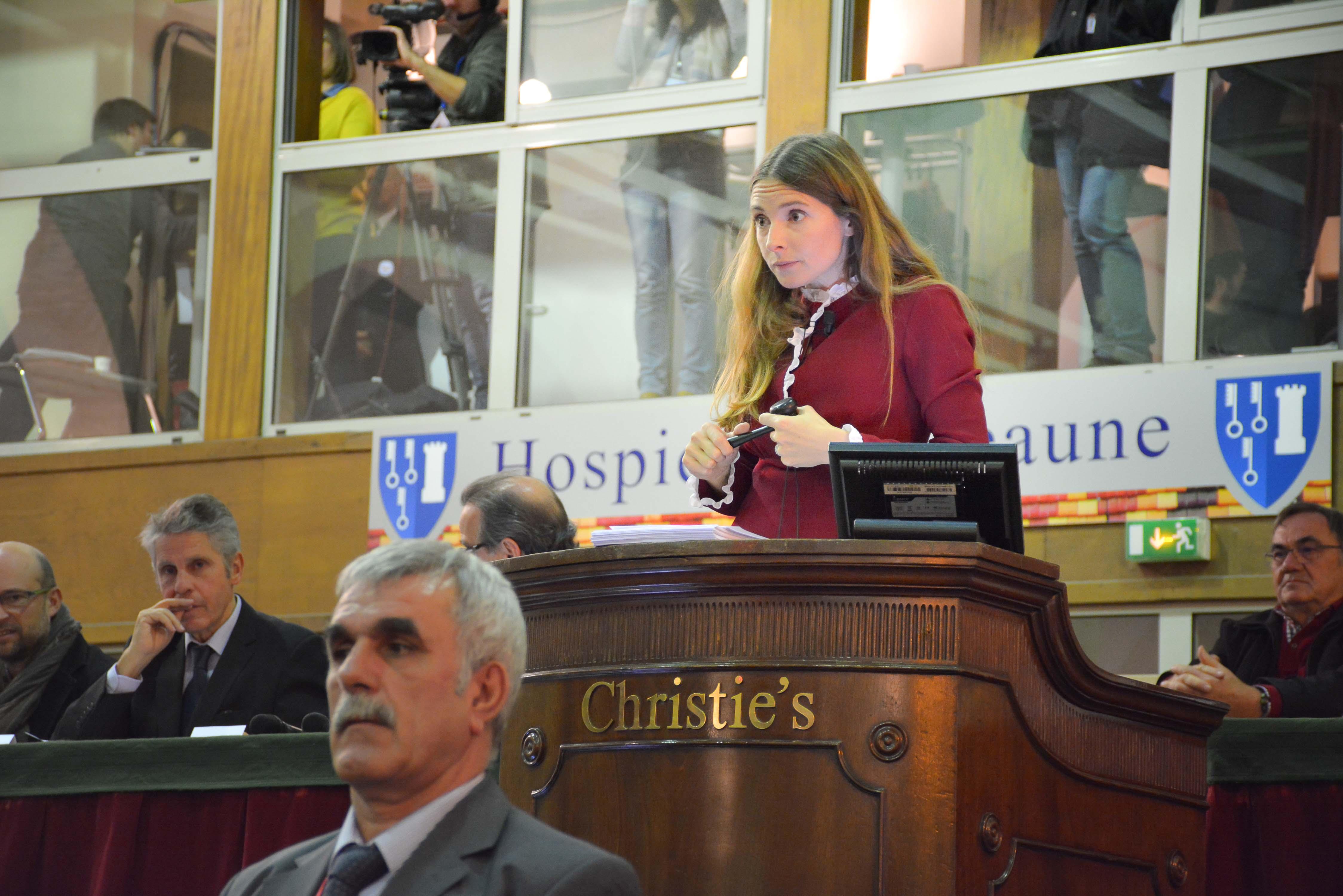 Hospices de Beaune 2018 / Vos Souscriptions / J-3